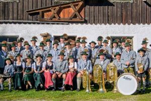Konzert - Musikkapelle Oberaudorf Spiel Filmmusik