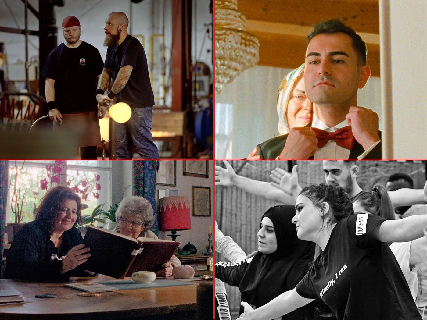 4 Kurzfilme Der HFF München